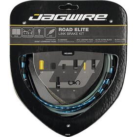 Jagwire Road Elite Link set de cable de cambio, azul